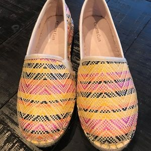 Espadrilles shoes Charter Club 8 M Stripe Joeey
